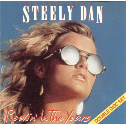 STEELY DAN - REELIN' IN THE YEARS THE VERY BEST OF STEELY DAN ( 2 LP )