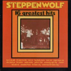 STEPPENWOLF - 16 GREAT PERFORMANCES