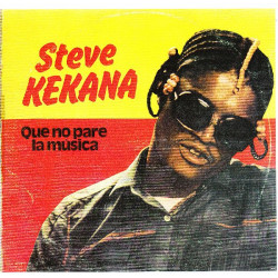 STEVE KEKANA - QUE NO PARE LA MUSICA