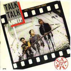 TALK TALK - TALK TALK MINI LP