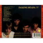 TALKING HEADS - TALKING HEADS '77