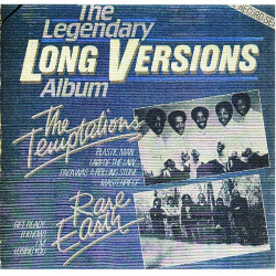 TEMPTATIONS,THE / RARE EARTH - THE LEGENDARY LONGVERSIONS ALBUM