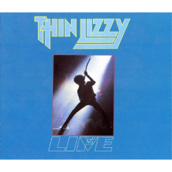 THIN LIZZY - LIVE ( 2 LP )