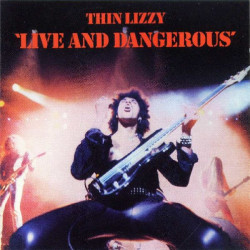 THIN LIZZY - LIVE AND DANGEROUS ( 2 LP )
