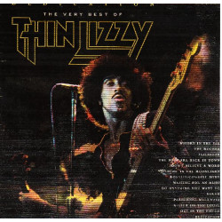 THIN LIZZY - THE BEST OF THIN LIZZY