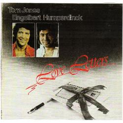 TOM JONES & ENGELBERT HUMPERDINCK - LOVE LETTERS ( 2 LP )