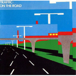 TRAFFIC - ON THE ROAD ( 2 LP )