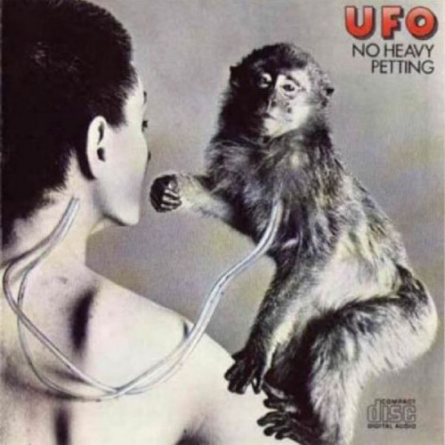 U.F.O. - NO HEAVY PETTING