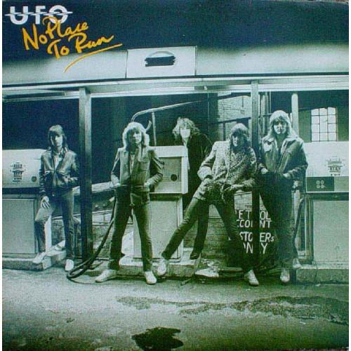 U.F.O. - NO PLACE TO RUN