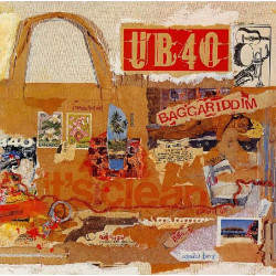UB 40 - BAGARRIDIM ( BONUS MAXI SINGLE )