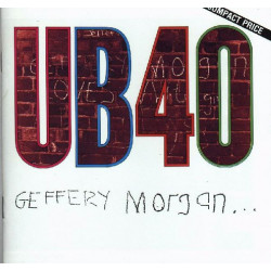 UB 40 - GEFFERY MORGAN