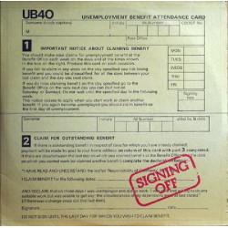 UB 40 - SIGNING OFF