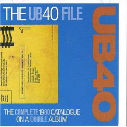 UB 40 - THE UB 40 FILE ( 2 LP )