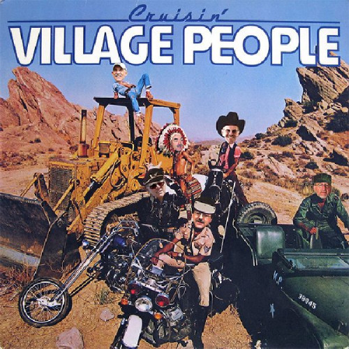VILLAGE PEOPLE - CRUISIN
