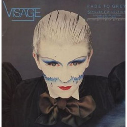VISAGE - FADE TO GREY ( THE SINGLE COLLECTION )