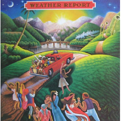 WEATHER REPORT - PROCESSION
