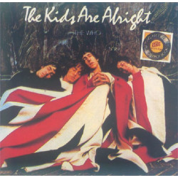 WHO,THE - THE KIDS ARE ALRIGHT ( 2 LP )