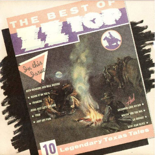 ZZ TOP - THE BEST OF ZZ TOP