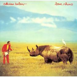 ADRIAN BELEW - LOVE RHINO