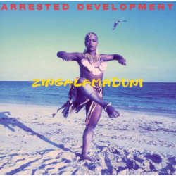 ARRESTED DEVELOPMENT - ZINGALAMADUNI ( 2 LP )