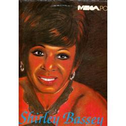 SHIRLEY BASSEY - MEGA PORTRAIT