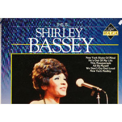SHIRLEY BASSEY - THIS IS SHIRLEY BASSEY