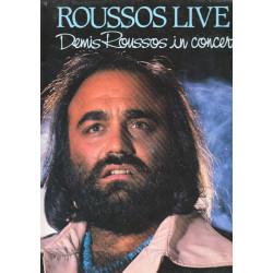 DEMIS ROUSSOS - ROUSSOS LIVE !