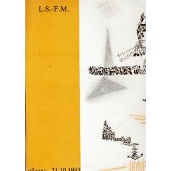 L.S. - F.M. - ΑΔΩΝΙΣ 21.10.1983