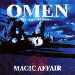 MAGIC AFFAIR - OMEN ( THE STORY CONTINUES... ) ( 2 LP )