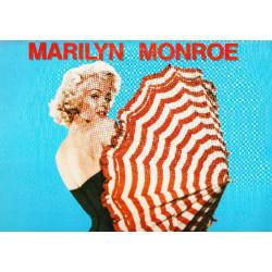 MARILYN MONROE - DIAMONDS ARE A GIRL' S BEST FRIEND