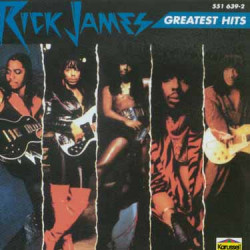 RICK JAMES - GREATEST HITS