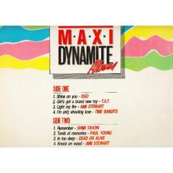 MAXI DYNAMITE ALBUM - 1985