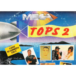 MEGA TOPS 2 ( 2 LP ) - 1990