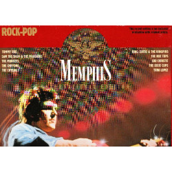 MEMPHIS ROCK - POP ( RED VYNIL )