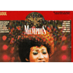 MEMPHIS SOUL ( RED VYNIL )