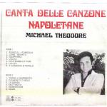 MICHAEL THEODOORE - CANTA DELLE CANZONE NAPOLETANE