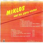 MIKLOS AND HIS GIPSY VIOLIONS