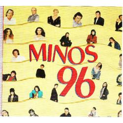 MINOS 96 ( ΔΙΠΛΟΣ ΔΙΣΚΟΣ )