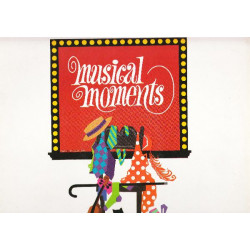 MUSICAL MOMENTS ( 2 LP )