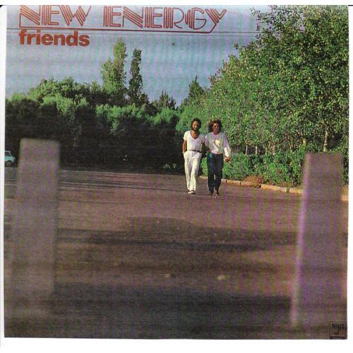 NEW ENERGY - FRIENDS
