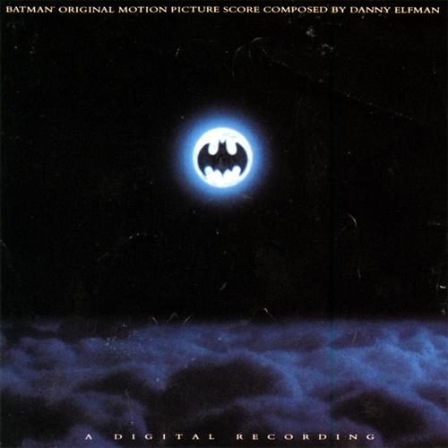 BATMAN - DANNY ELFMAN - OST