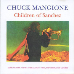 CHILDREN OF SANCHEZ - CHUCK MANGIONE - OST ( 2 LP )