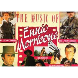 ENNIO MORRICONE - MUSIC OF ENNIO MORRICONE,THE - OST