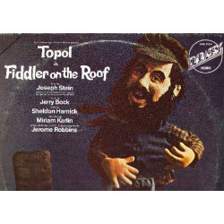 FIDDLER ON THE ROOF - OST