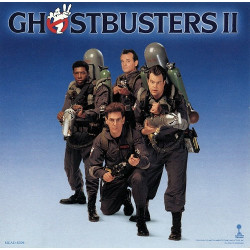 GHOSTBUSTERS II - OST