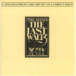 LAST WALTZ,THE - THE BAND - OST ( 3 LP )