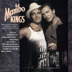 MAMBO KINGS,THE - OST