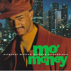 MO' MONEY - DAMON WAYANS - OST ( 2 LP )
