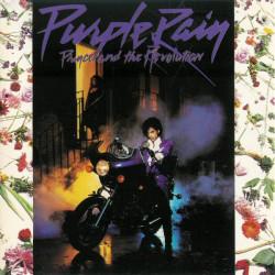 PURPLE RAIN - PRINCE & THE REVOLUTION - OST