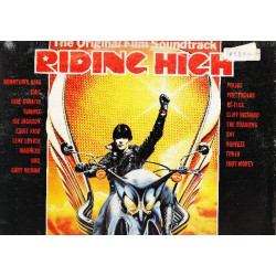 RIDING HIGH - OST